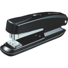 Cucitrice da tavolo Q-Connect metallo 20 ff nero profondità cucitura 5,5 cm - KF01044