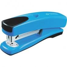 Cucitrice da tavolo Q-Connect ABS 20 ff blu profondità di cucitura 5,5 cm - KF02151