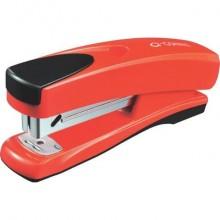 Cucitrice da tavolo Q-Connect ABS 20 ff rosso profondità di cucitura 5,5 cm - KF02152