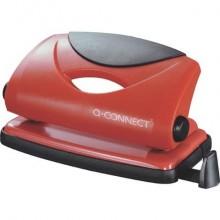 Perforatore a due fori Q-Connect rosso 10 fogli KF02154