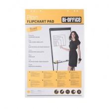 Blocco per lavagna Bi-Office 60 g/m² f.to universale - 20 fogli bianco FL0325103