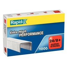 Punti metallici Rapid Super Strong 24/8+  conf. da 1000 - 24858500