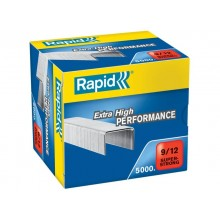 Punti metallici Rapid Super Strong 9/12  conf. da 5000 - 24871400