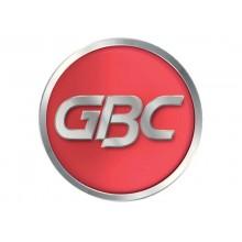 Pouches per plastificatrici GBC 2x125 µm finitura lucida formato carta di credito 5,4x8,6 cm Conf. 100 pezzi - 3740300