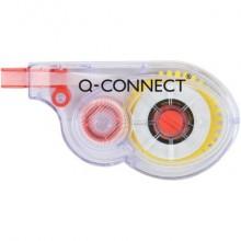 Correttore a nastro Q-Connect monouso a stesura laterale 5 mm x 8 m KF01593