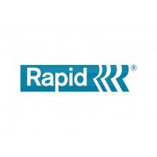 Cucitrice a pinza Rapid S51 Supreme 15 fogli fondant blue 5000508