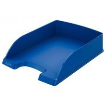 Vaschetta portacorrispondenza Leitz PLUS STANDARD in polistirolo A4 blu 52270235 (Conf.5)