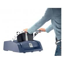 Rilegatrice manuale 280 fogli A4 Leitz impressBIND 280 blu/grigio metallizzato 73880000