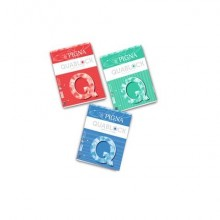 Blocco 50 fogli Pigna a 4 fori Quablock A4 1R 00609771R (Conf.5)
