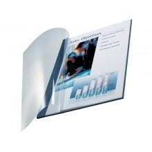 Copertina flessibile max 36-70 fogli Leitz impressBIND in PPL con dorso da 7 mm A4 blu  conf. da 10 - 73990035