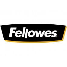 Supporto FELLOWES poggiapolsi da tastiera Crystal™ Gel nero 9112201