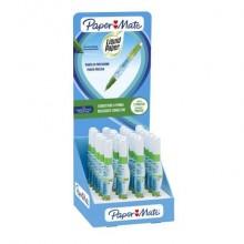 Correttori a penna Liquid Paper NP10 Micro 7 ml Conf. 24 pezzi - 2037843