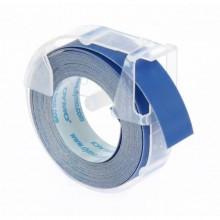 Nastro a rilievo 3D per etichettatrici Dymo vinile 9 mm x 3 m blu S0898140