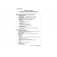 Detergente multisuperficie spray SANITEC Sanialc 750 ml 1830-S
