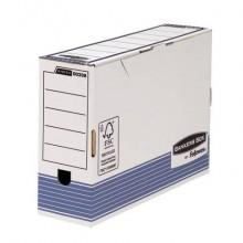 Scatole archivio BANKERS BOX Box System Legal 36,6x25,8 cm dorso 10 cm 0030801 (Conf.10)
