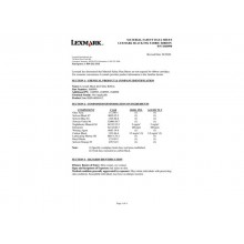 Nastro Lexmark nero  1040990