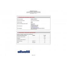 Toner alta resa Olivetti nero  B0446