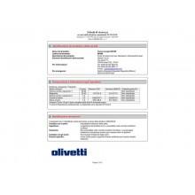 Toner Olivetti nero  B0488