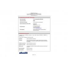 Toner Olivetti nero  B0854