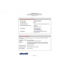 Toner Olivetti nero  B0878