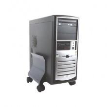 Supporto FELLOWES Premium per CPU acciaio nero 24,1x20,3x22,9 cm 9169201