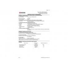 Toner TK-8325C Kyocera-Mita ciano  1T02NPCNL0