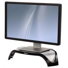 Supporto FELLOWES Smart Suites per monitor plastica grigio/nero 30x53 cm 8020101