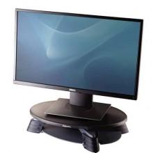 Supporto FELLOWES per monitor compatto TFT/LCD plastica e acrilico nero 29x42,5 cm - 91450