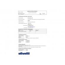 Tamburo Olivetti nero  B0266
