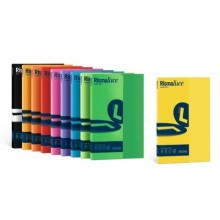 Carta colorata Favini Rismaluce colori forti 200 g/m² A4 scarlatto 61 50 fogli - A69C544