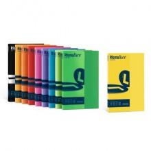 Carta colorata Favini Rismaluce colori forti 200 g/m² A4 azzurro 55 50 fogli - A69G544