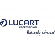 """Asciugamani piegati a """"Z"""" Lucart EcoNatural Z 23x23,5 cm avana conf. da 220 ff - 864036P (Conf.18)"""