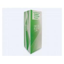 Rotolo carta plotter Rotolificio Pugliese pura cellulosa opaca Cristal 90 g/mq 106,7 cm x 50 m - D106P19