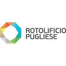Rotoli registratore di cassa Rotolificio Pugliese pura cellulosa 44 mm x D.E. 70 mm foro 12 mm  conf. da 10 - CEL06