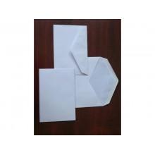 Buste senza finestra Pigna Envelopes Sandy 80 g/m² 120x180 mm bianco conf. 500 - 0388674