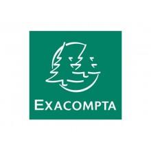 Cassettiera Exacompta grigio/nero  301014D