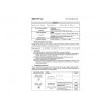 Guanto monouso ambidestro in nitrile Icoguanti nero M conf. da 100 - ESBN/MEDIA