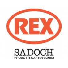 Sacchetti da regalo Rex-Sadoch Allegra tinta unita 14x8,5x39 cm avana conf. da 25 - SDS12AVN