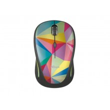 Mouse wireless Trust Yvi FX  geometrics - 22337