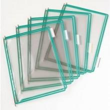 Buste per leggio Tarifold® T-Technic A4 verde Conf. 10 pezzi - 114005