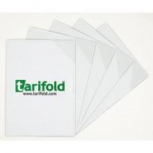 Buste portavvisi Tarifold® Stickyfold trasparente conf. 5 buste - 194690