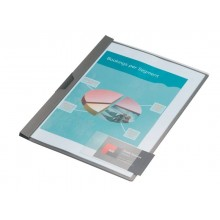Portaetichette adesivi DURABLE POCKETFIX® 6,3x9,4 cm trasparente conf. 10 pezzi - 807919