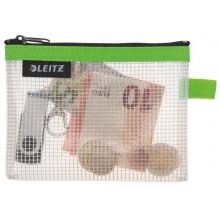 Busta per oggetti personali piccoli Leitz 14x10,5 cm Verde Lime 40240054