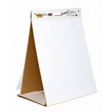 Blocco da tavolo 20 ff Post-it® Super Sticky 584 mm x 508 mm bianco 7100171595