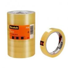 Nastro adesivo Scotch® 508 in torre 19 mm x 66 m trasparente 8 rotoli - 508-1966