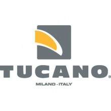 Borsa slim per laptop Tucano Loop in tessuto fino a 14,1'' nero - BSLOOP13-BK