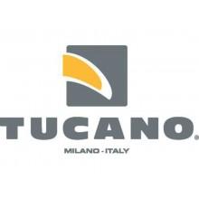 Borsa slim per laptop Tucano Loop in tessuto fino a 15,6'' azzurro - BSLOOP15-Z