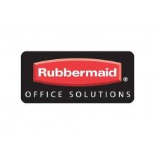 Coperchio per bidone portarifiuti Rubbermaid Mobile Bin 100 L  rosso R039246