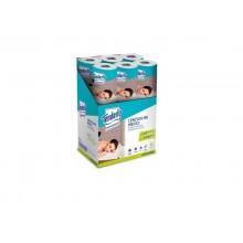 Lenzuolino medico Lucart bianco 2 veli - 80 mt 870105U (Conf.6)
