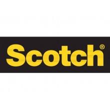 Dispenser per nastri adesivi Scotch ® Clip&Twist nero + 4 rotoli Scotch Magic - C19-clip-cg4